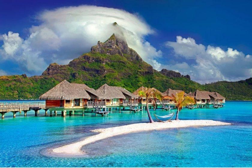 Bien se loger lors de son échappée belle en Polynésie française