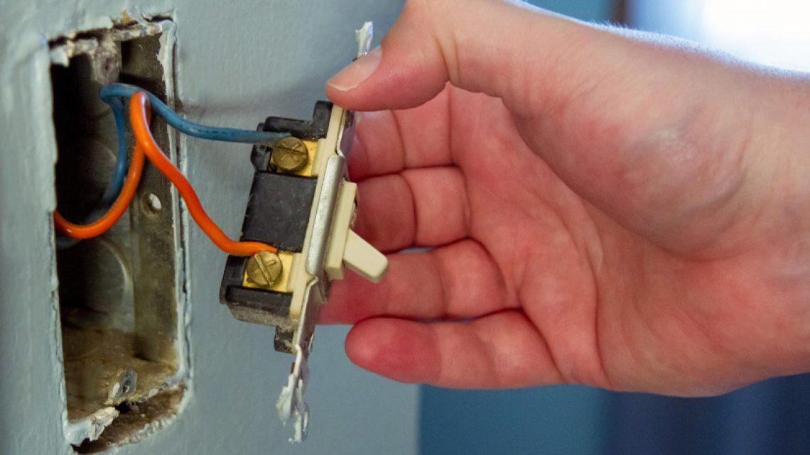 Comment savoir si un interrupteur d'éclairage est défectueux?