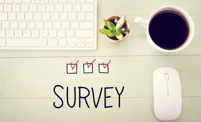 Est-il possible de gagner de l'argent en remplissant juste un sondage en ligne?