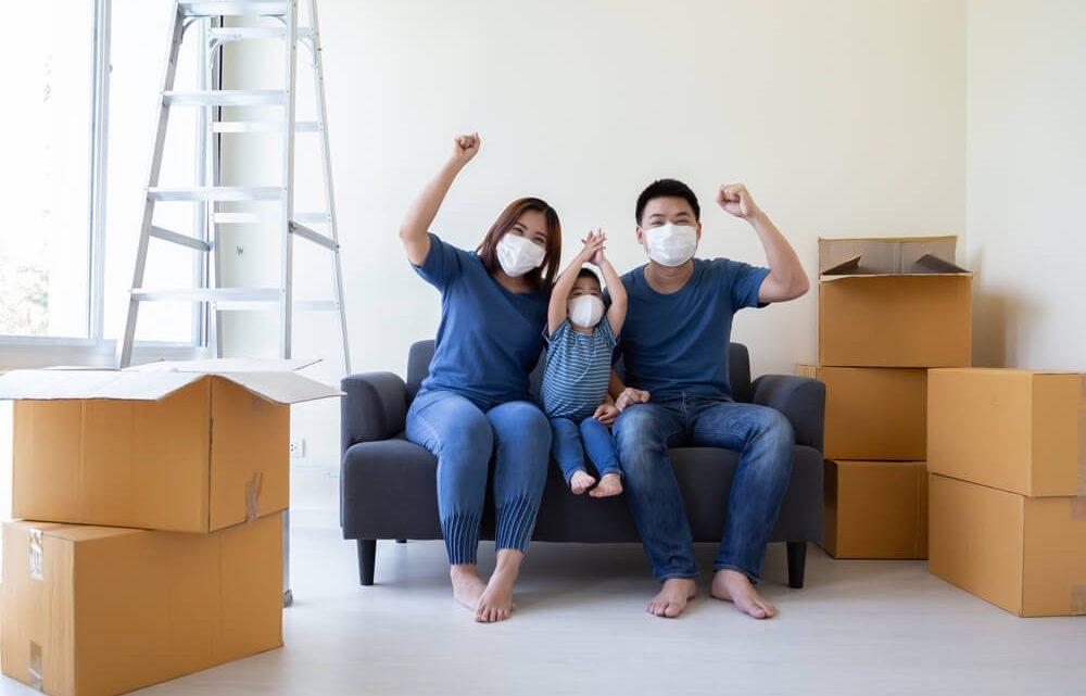 Reconfinement : Peut-on déménager en période de coronavirus ?