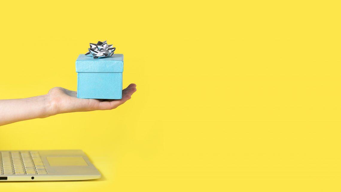 Top 5 d'idées cadeaux à acheter sur internet